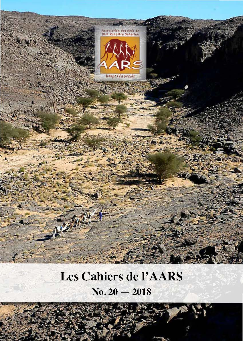 Read more about the article Les Cahiers N°20 – 2018