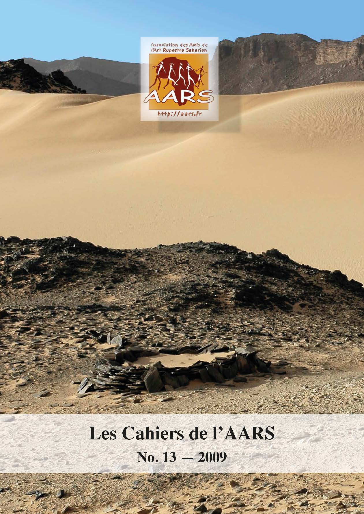 Read more about the article Les Cahiers N°13 – 2009