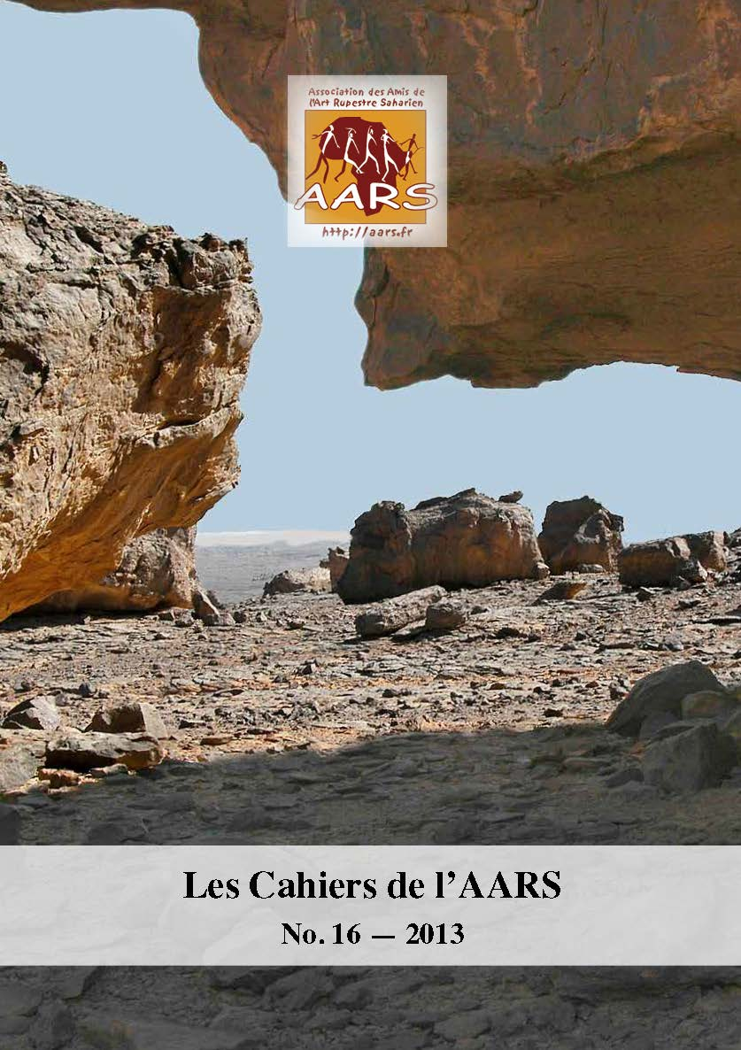 You are currently viewing Les Cahiers n°16 – 2013