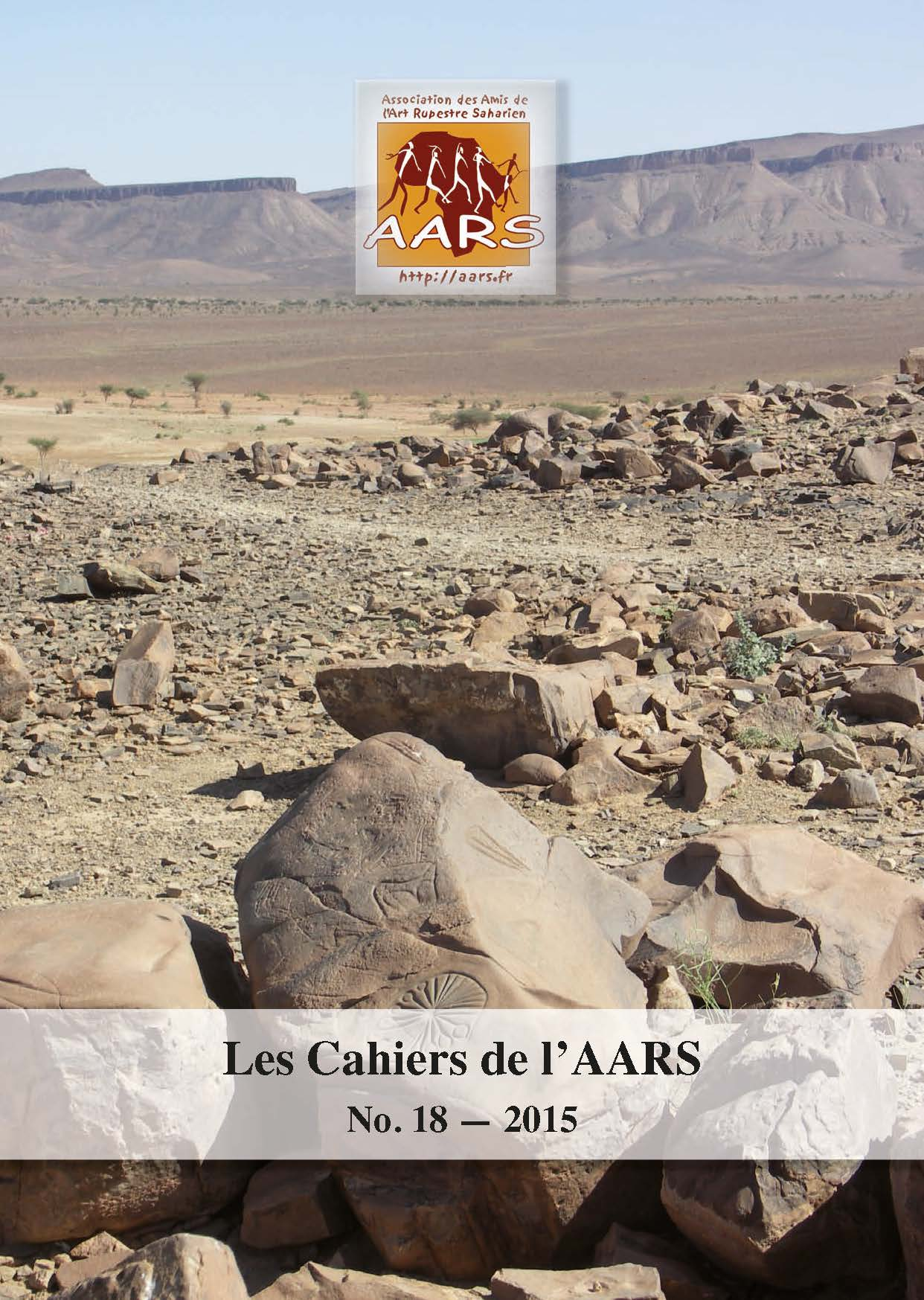 You are currently viewing Les Cahiers N°18 – 2015