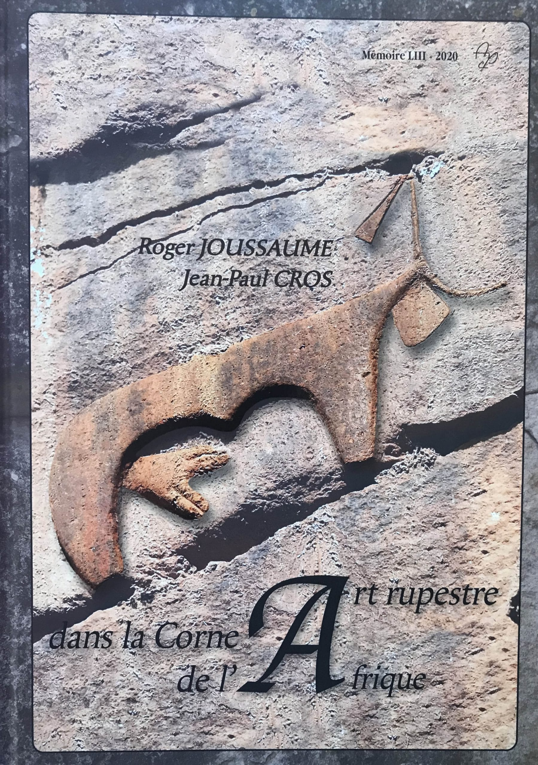 Read more about the article AARS info n°942 – Art Rupestre dans la Corne de l'Afrique