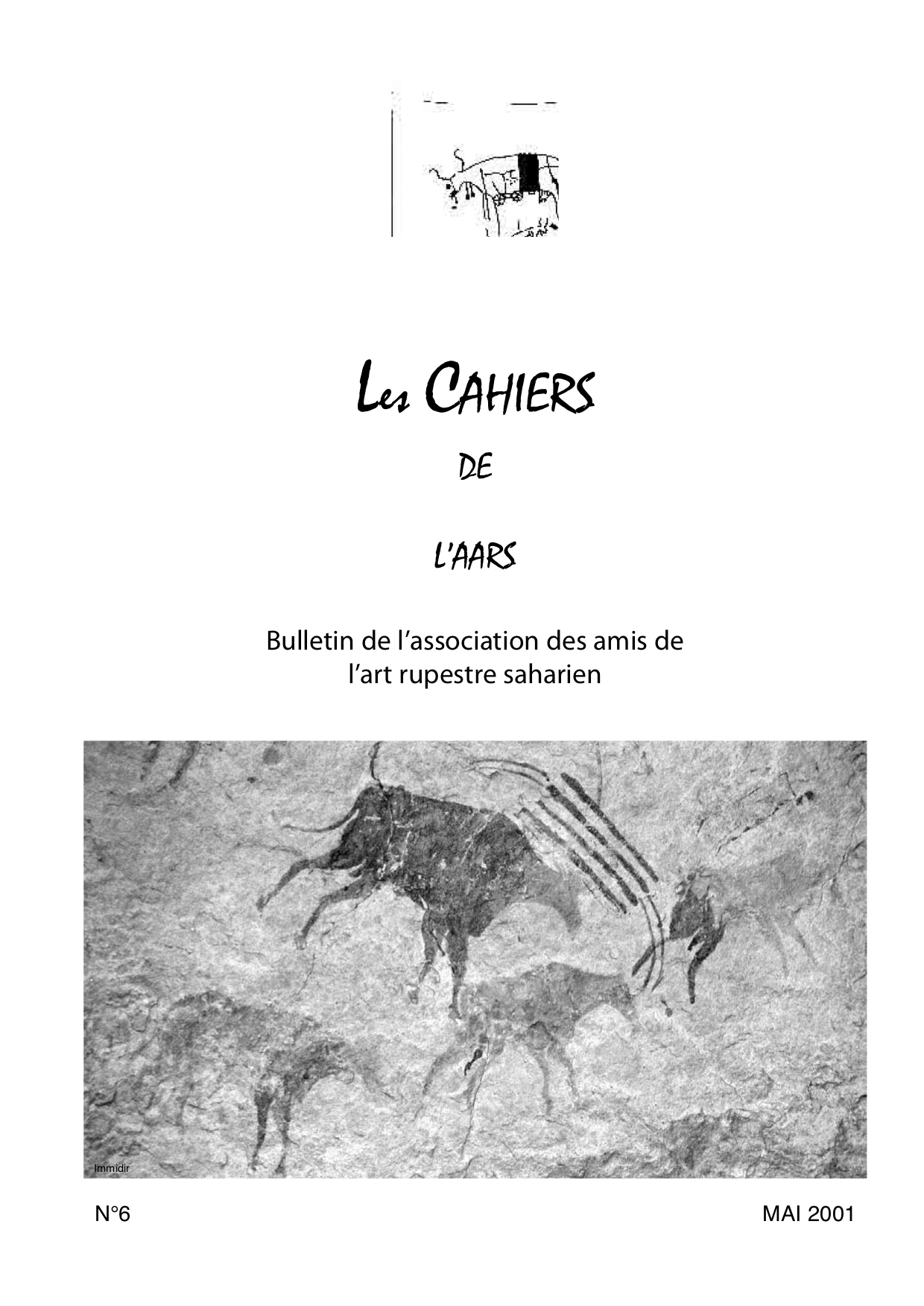 You are currently viewing Les Cahiers n° 06 – 2001